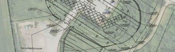 Sønderborg Forsyning har valgt Modulo Beton til pladsen i Gråsten