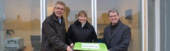 Åbning af Modulo-beton genbrugsplads i Gråsten