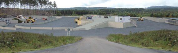 Ludvika kommune har valgt Modulo beton