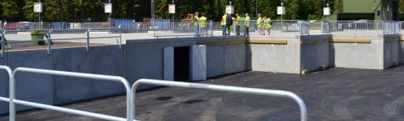Nässjö Affärsverk AB har valt en Modulo-beton-anläggning