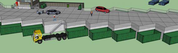 Askersund kommune har valgt Modulo til deres nye genbrugsplads i Askersund