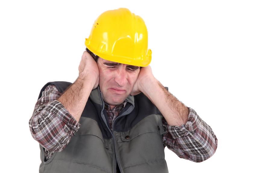 Containermåtte for dæmpning af støj