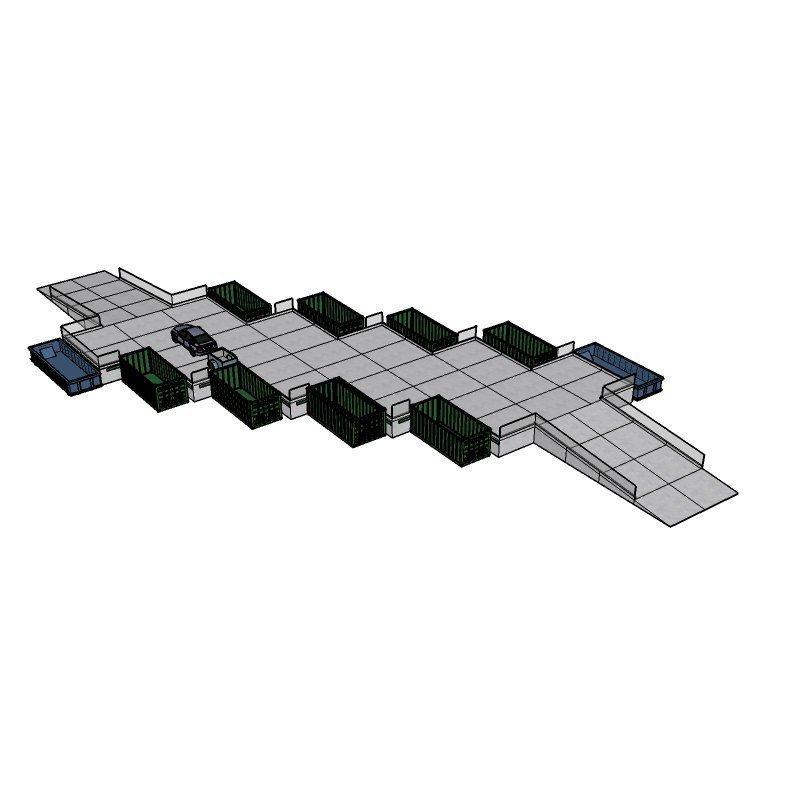 Easydrop 10 genbrugsplads