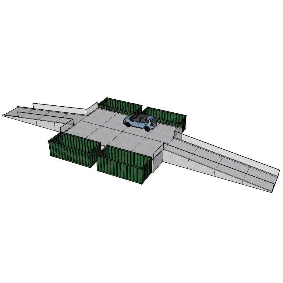 Easydrop 4 genbrugsplads