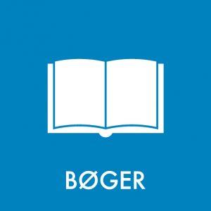 Bøger klistermærke til sortering af affald